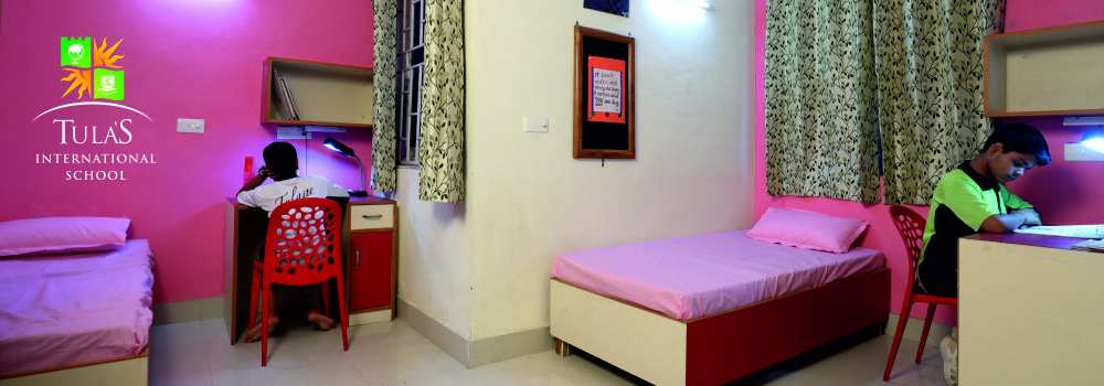 Which is the best residential school in Dehradun with hostel facility