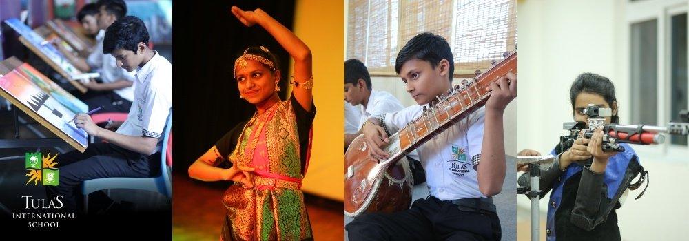 Gurukul Boarding School in India